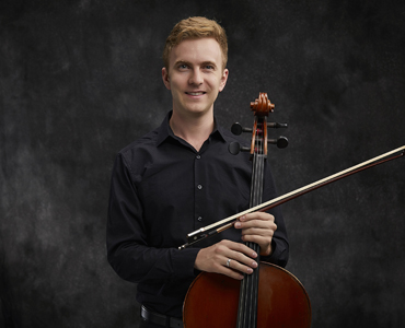 zachary mansell cello player with the icopr