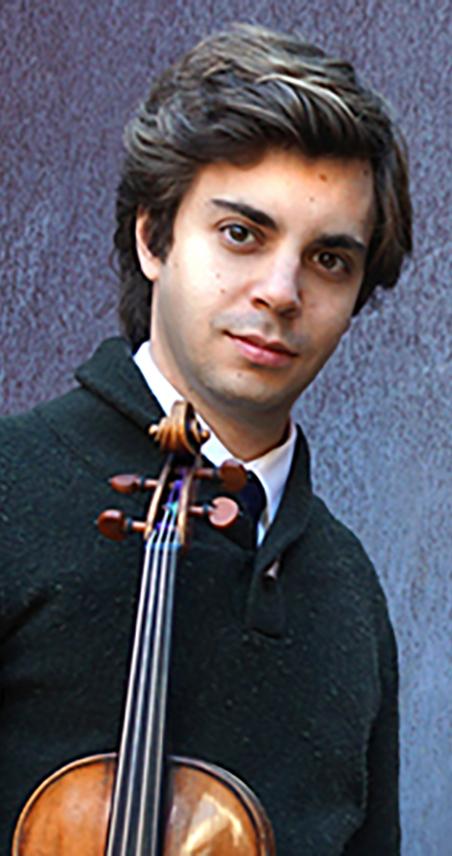 ambroise auburn violin player icopr