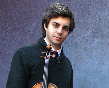 frederico agostini violin