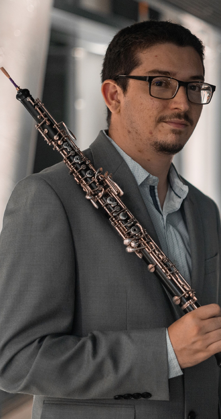 david diaz febo oboe player icopr
