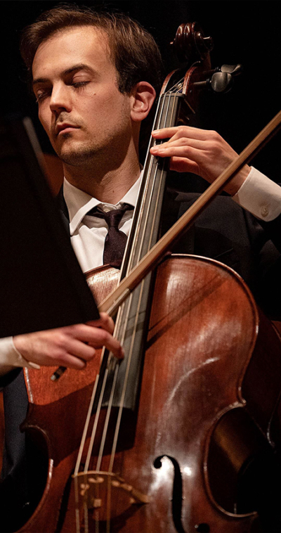 kevin flynn cello player icopr