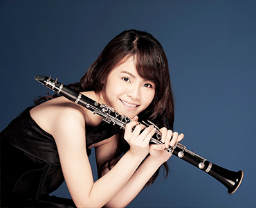 yu-rou li clarinet