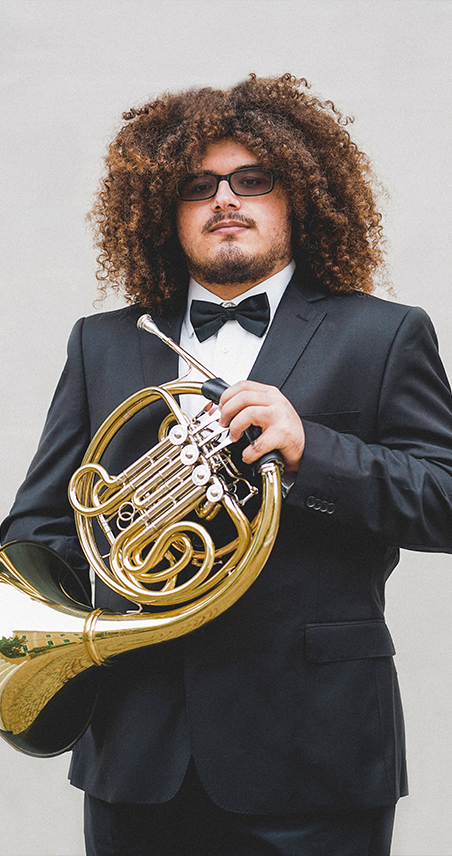 carlos albertorio french horn player icopr